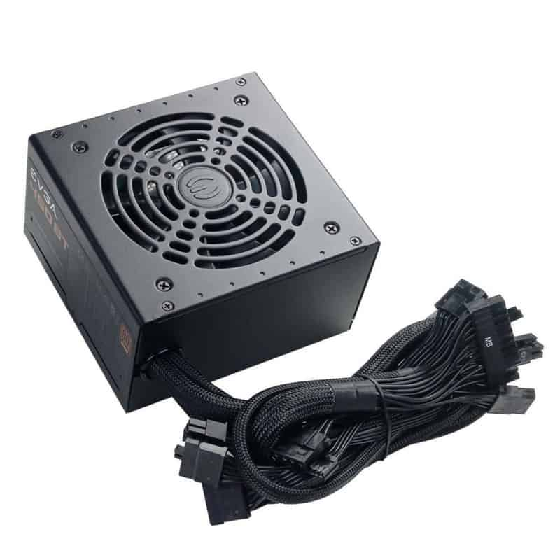 EVGA BT 450W 80+ Bronze-Certified PSU