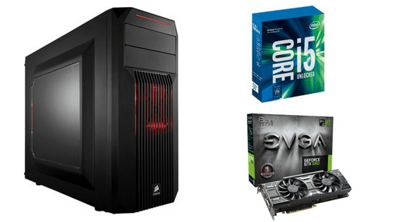 $1000 gaming pc build