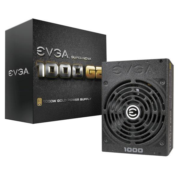 EVGA SuperNOVA G2 1000W 80+ Gold Certified PSU