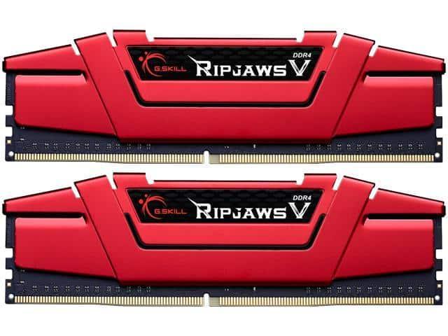 G.Skill Ripjaws V Series 8GB DDR4-2400