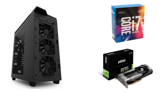 best 2000 gaming pc build for october 2018 vr ready