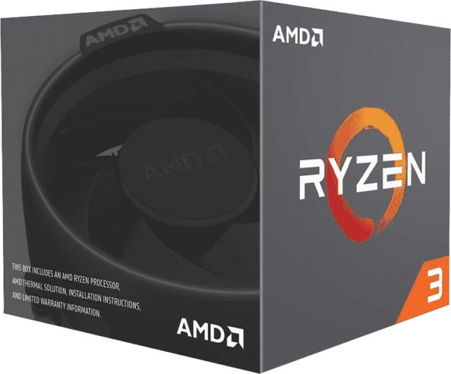 Ryzen 3 1200 CPU