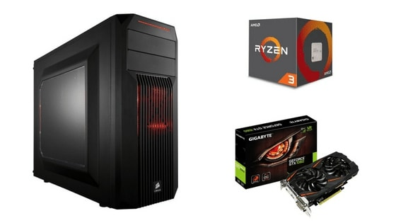 700 gaming pc build