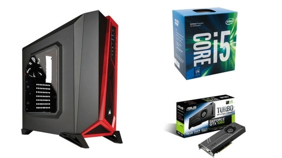 800 gaming pc build