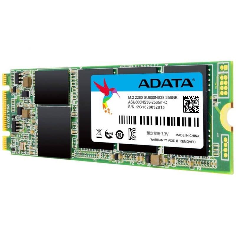 ADATA SU800 M.2 256GB SSD