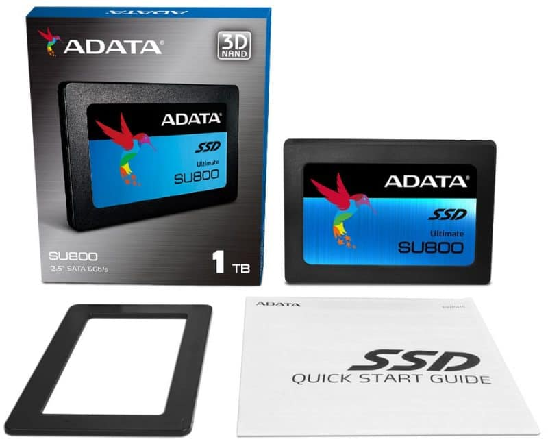 ADATA Ultimate SU800 128 GB SSD