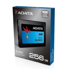 ADATA Ultimate SU800 256GB 2.5'' Drive