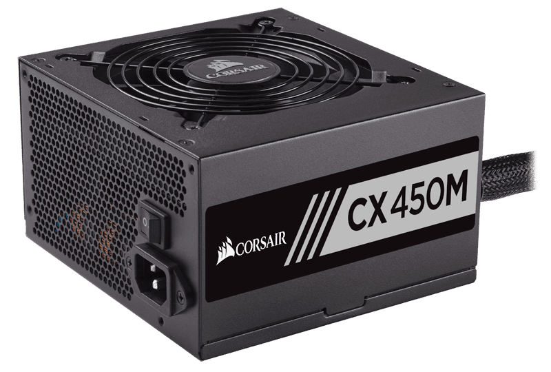 Corsair CXM 450W 80+ Bronze Certified