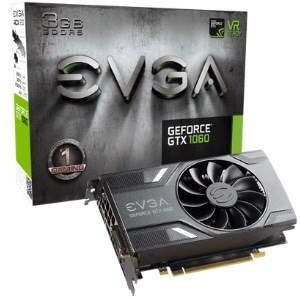 EVGA GeForce GTX 1060 3GB