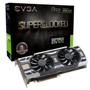 EVGA GTX 1070 8GB SC GAMING ACX 3.0