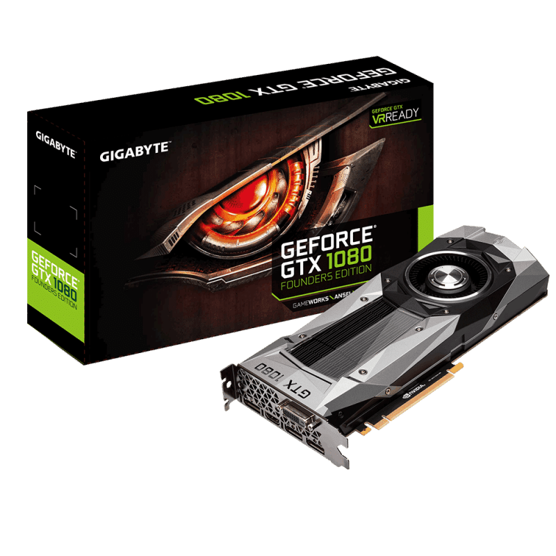 Gigabyte GeForce GTX 1080 8GB