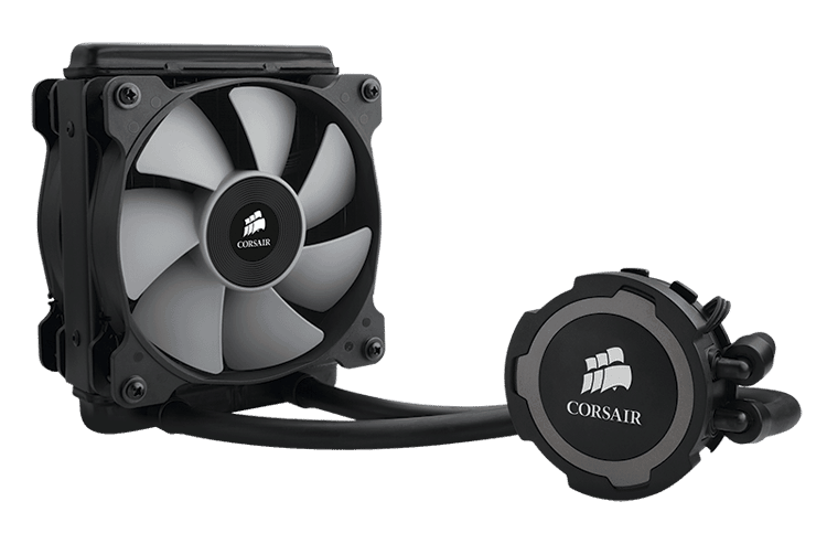 Corsair H75 Liquid CPU Cooler