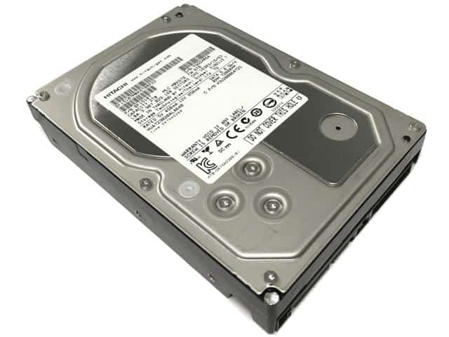 Hitachi Ultrastar 7K3000 2TB 7200RPM HDD