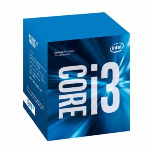 CPU Intel Core i3-8100 Quad-Core Processor