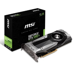 MSI GTX 1080 Ti 11GB Founder's Edition