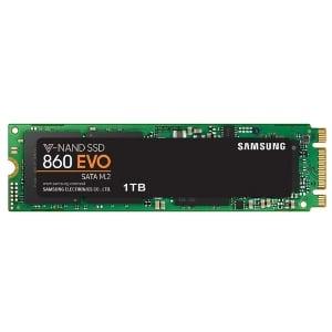 Samsung 860 Evo 1TB M.2 Solid State Drive