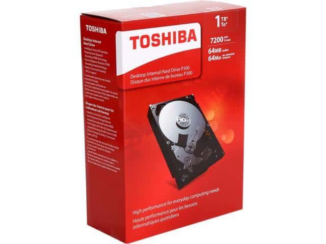Toshiba P300 1TB HDD