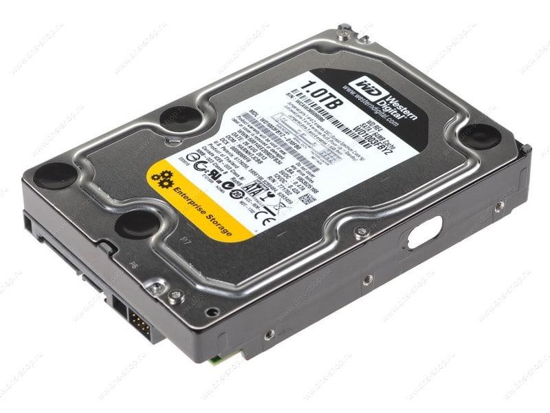 Western Digital TB HDD