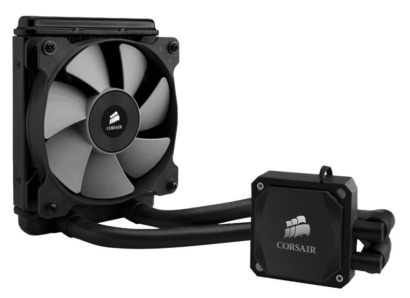 Corsair H60 54.0 CFM Liquid CPU Cooler