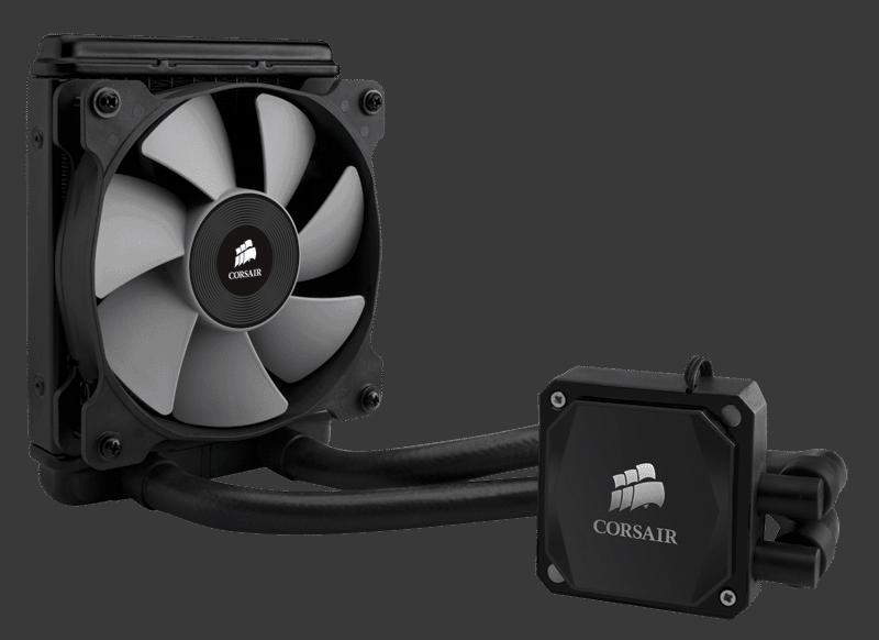 Corsair H60 54.0 CFM Liquid CPU Cooler