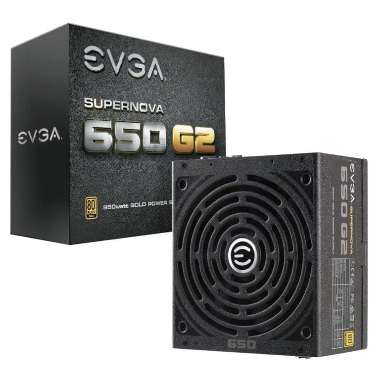EVGA SuperNOVA 650 (G2 Series)