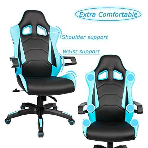 Homall Computer Racing Chair