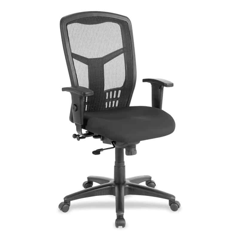 Lorell Execute High-Back Chair