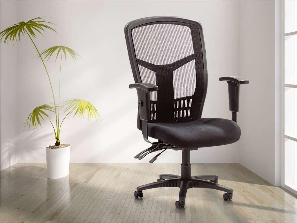 Lorell Execute High-Back Chair
