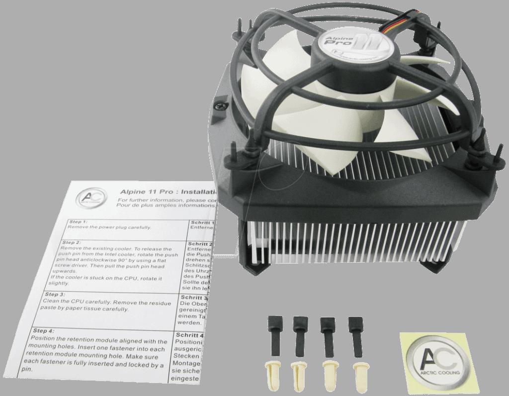 Alpine 11 Pro Rev 2