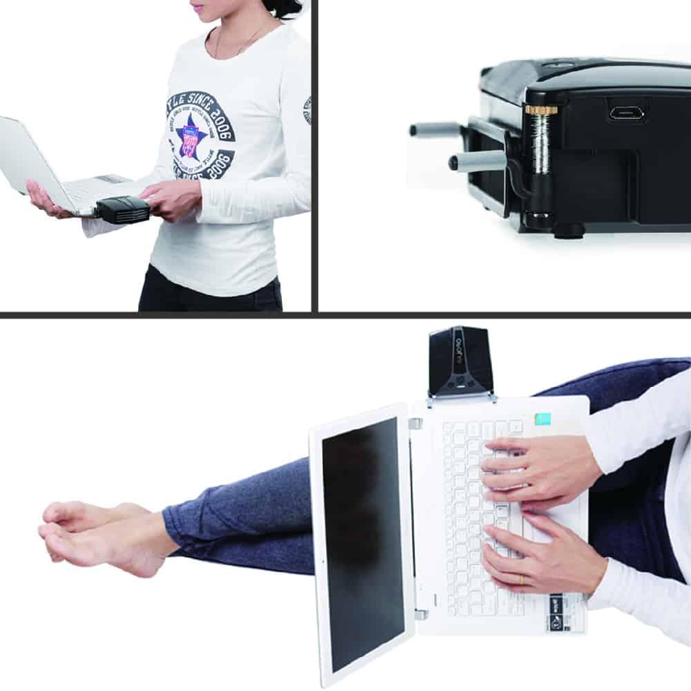 Opolar LC05 Laptop Cooler With Vacuum Fan