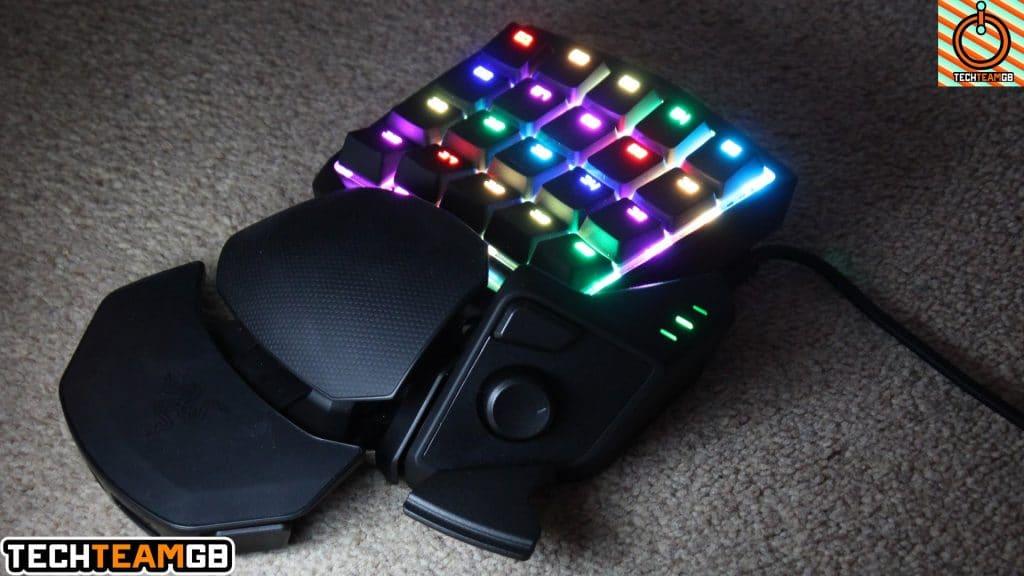 Razer Orbweaver Chroma Elite RGB