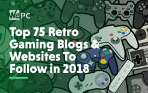 top 75 retro gaming blogs websites to follow in 2019