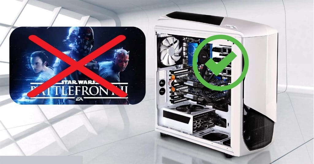Better Than Battlefront II PC Build