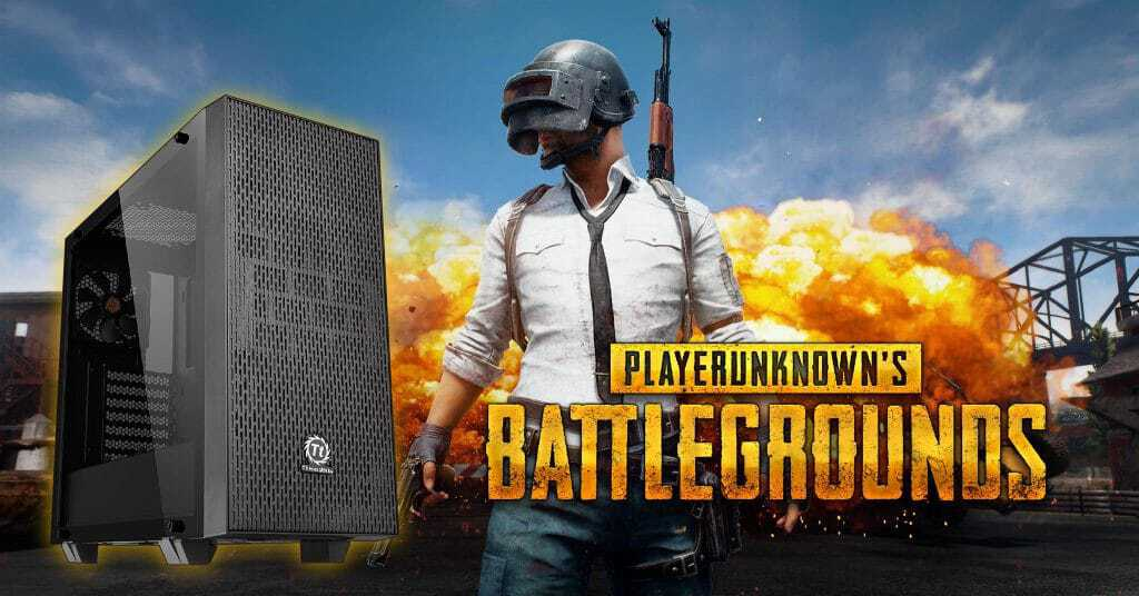 f10dfa407d0975 PlayerUnknown's Battlegrounds is taking the world of PC gaming by storm.  Due to its indie developers and incredibly ambitious scale, the game is  taxing for ...