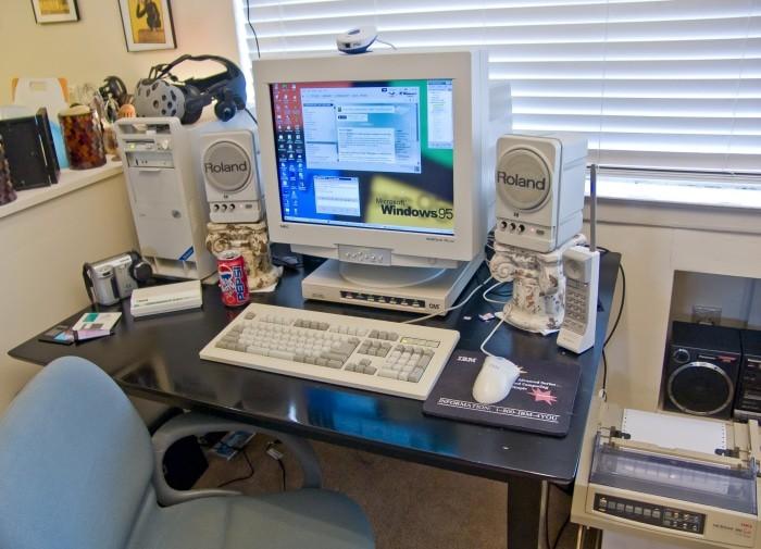 #2. Dr Moddnstine's Windows 95 Build