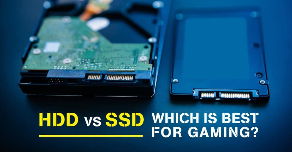 HDD vs SSD: Which is best for gaming? (Infographic included)
