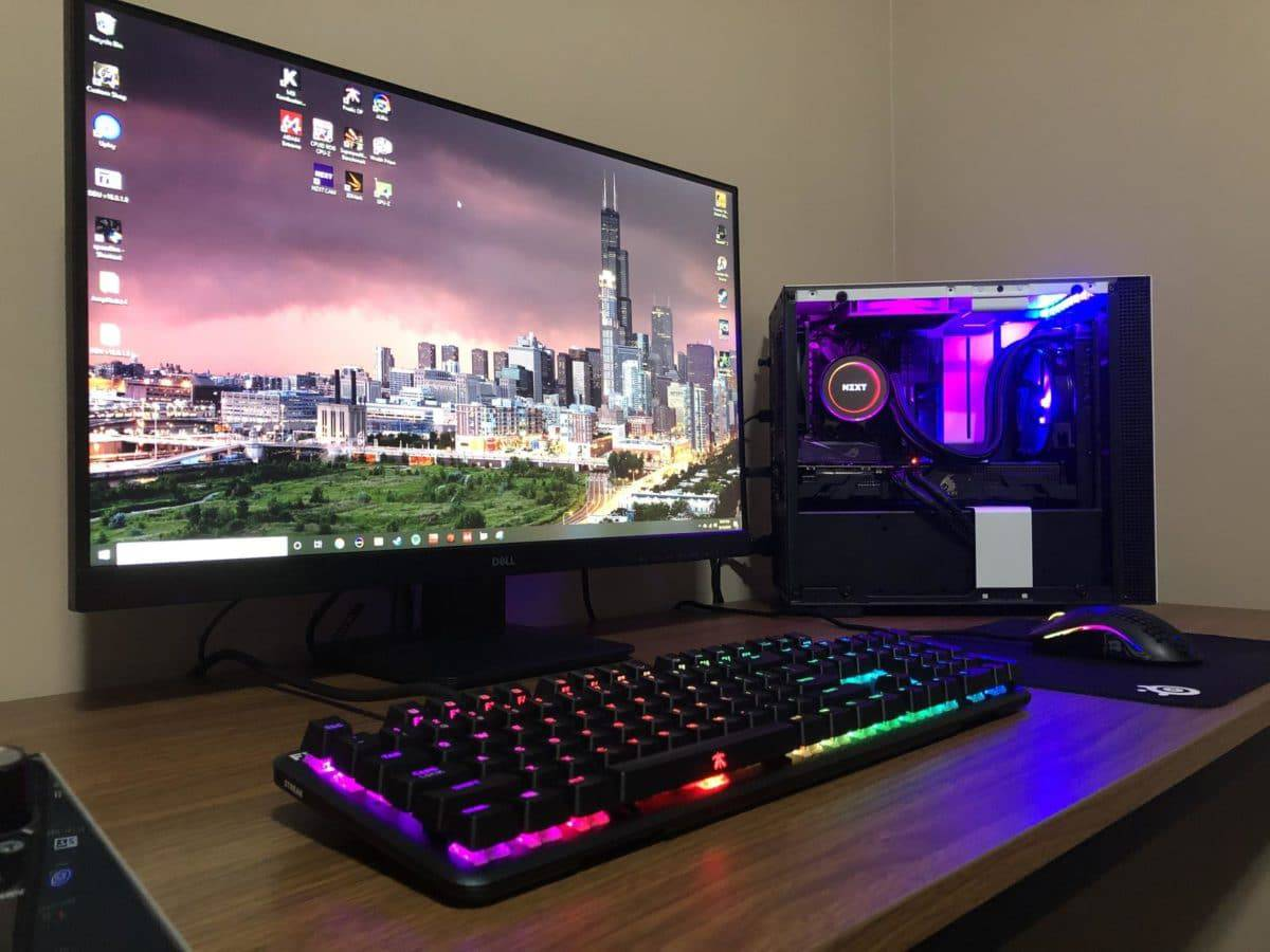 10 Best Gaming Setups of 2020 - The Ultimate PC Gaming Setups | WePC