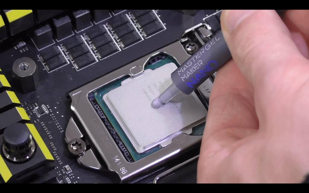 1. Replace Thermal Paste