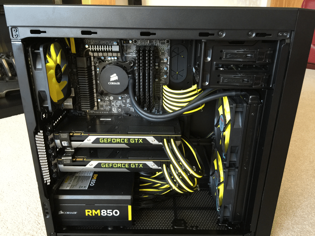 Method 2- Cable management