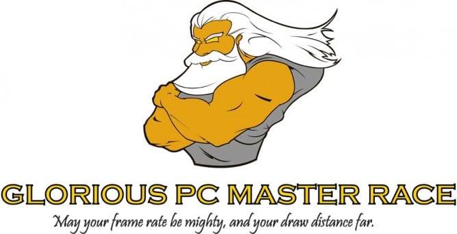 PC Gaming Master Race