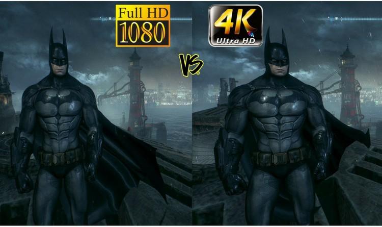 1080p vs 4K Gaming