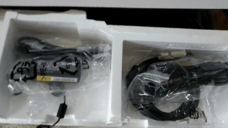 5. Acer GN246HL unbox 1