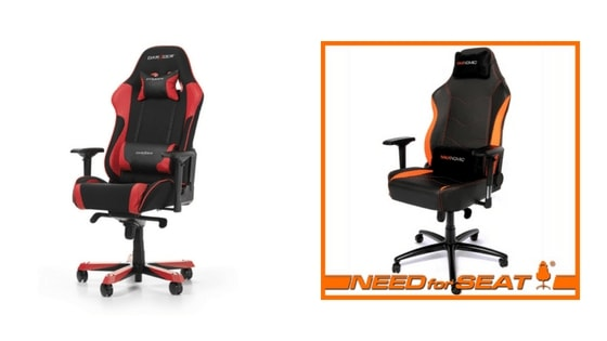 Maxnomic vs DXRacer Gaming Chair Which is Better