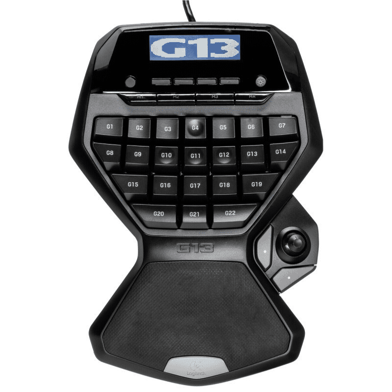 Logitech G13 Programmable Gameboard