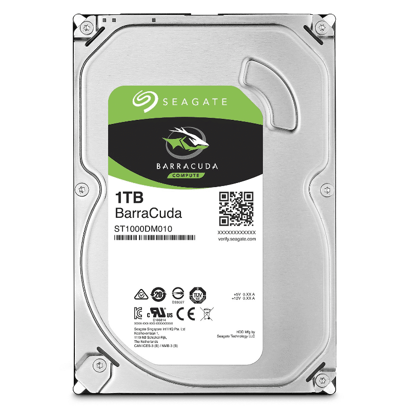 Seagate Barracuda (1TB)