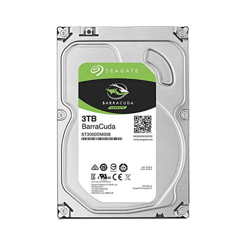 Seagate Barracuda (3TB)