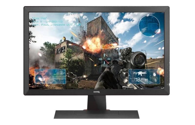 BenQ RL2455 1080p Monitor