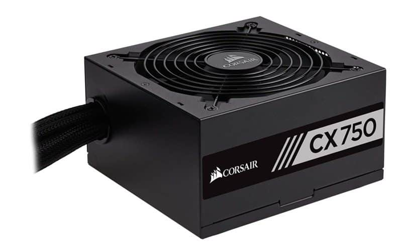 Corsair CX Series 750 Watt 80 Bronze Certified