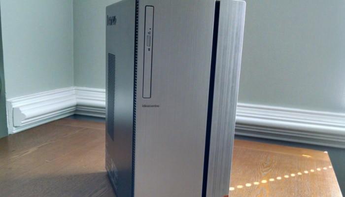 Lenovo IdeaCentre 720 unboxing