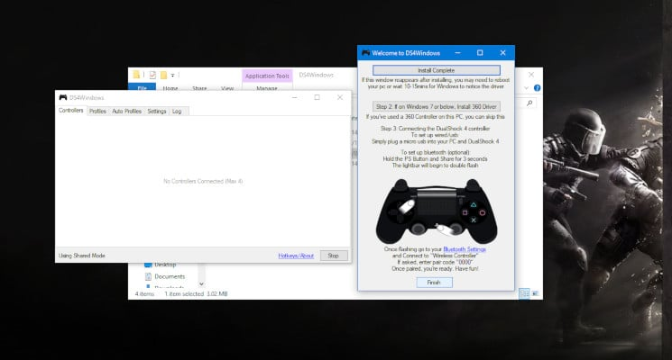How to Connect PS4 Controller to PC: Wired and Wirelessly